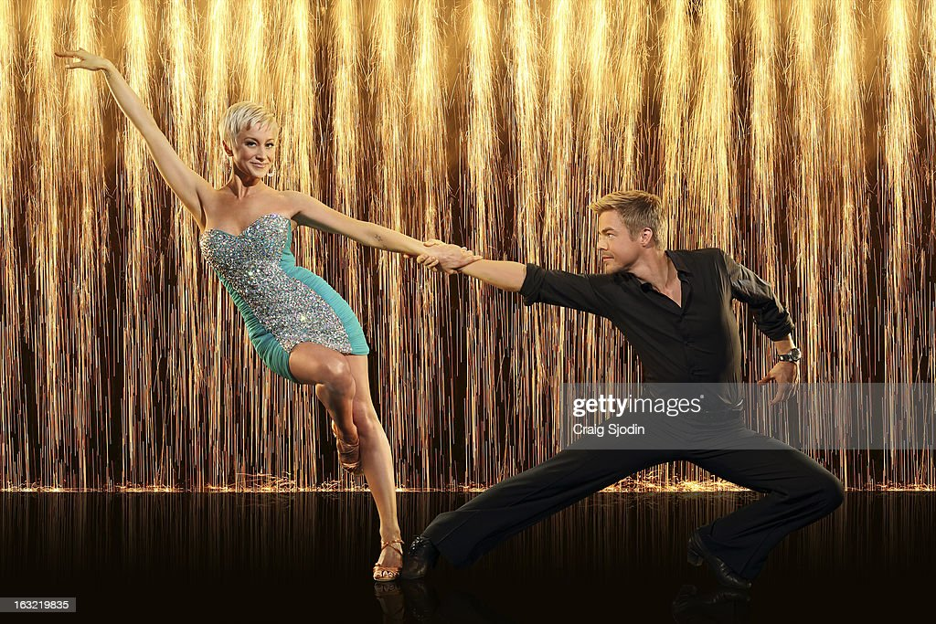HOUGH -- Singer song-writer Kellie Pickler partners with Derek Hough. The two-hour season premiere of 'Dancing with the Stars' airs MONDAY, MARCH 18 (8:00-10:01 p.m., ET) on the ABC Television Network.