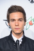 Singer songwriter Matthew Koma attends 7UP Presents Tiesto's 'A Town Called Paradise' album release celebration at Terminal 5 on June 17 2014 in New...