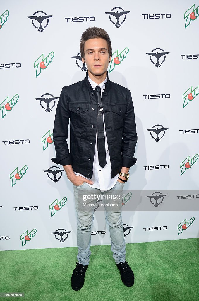 7UP Presents Tiesto's 'A Town Called Paradise' Album Release Party