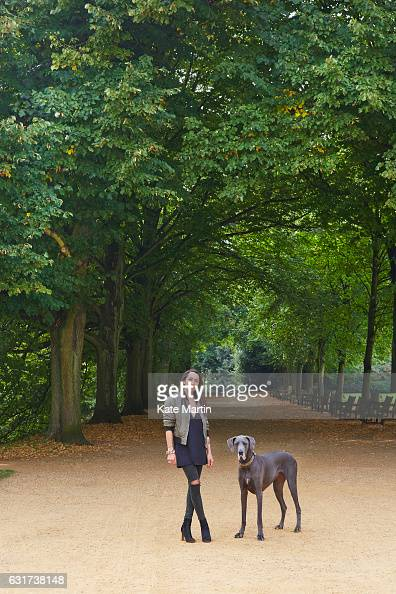 Singer songwriter Paloma Ayana Stoecker aka Delilah is photographed on September 17 2014 in London England