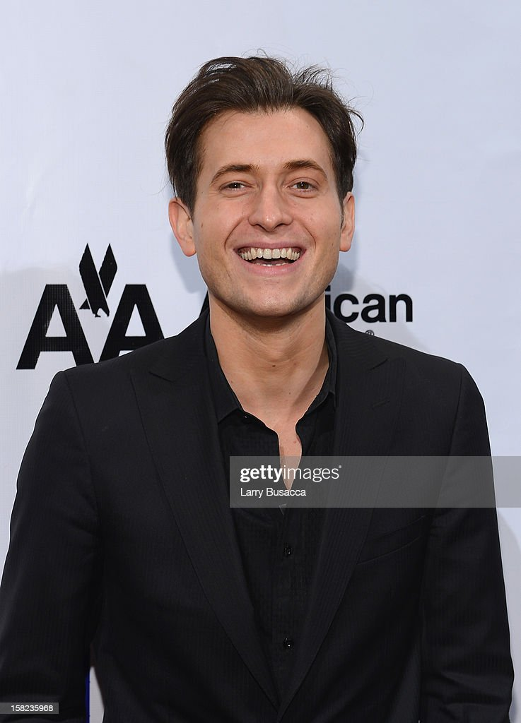 Singer, songwriter Peter Cincotti attends the Museum Of Moving Images Salute To Hugh Jackman at Cipriani Wall Street on December 11, 2012 in New York City.