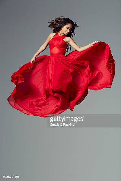 Singer songwriter rapper and actress Becky G is photographed for People en Espanol on January 16 2015 in Los Angeles California Published Image