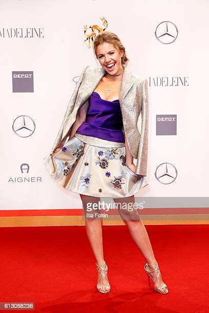 Singer songwriter Victoria Swarovski attends the Tribute To Bambi at Station on October 6 2016 in Berlin Germany