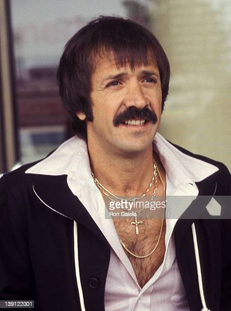 LOS ANGELES JUNE 12 Singer Sonny Bono on June 12 1977 arrives at the Los Angeles International Airport in Los Angeles California