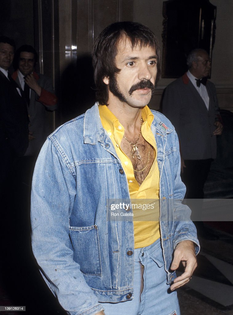 Singer Sonny Bono on May 7 1973 sighting at the St Regis Hotel in New York City
