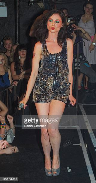 Singer Sophie EllisBextor performs at GAY at Heaven nightclub on May 2 2010 in London England