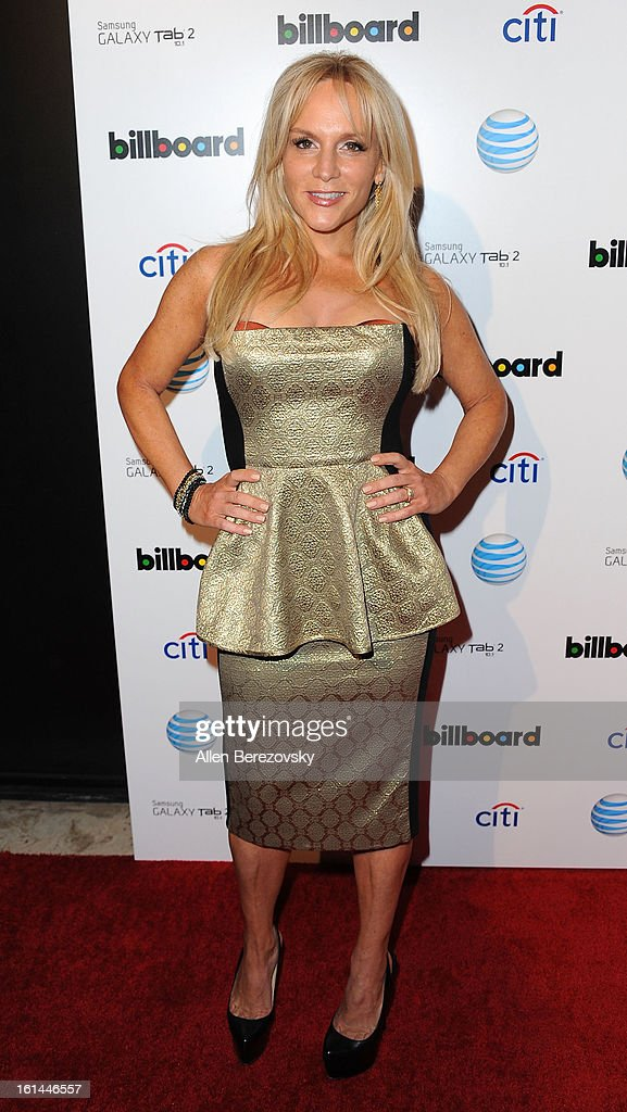 Singer Stacey Jackson attends the Billboard GRAMMY after party presented by Citi at The London Hotel on February 10, 2013 in West Hollywood, California.