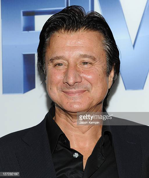 Singer Steve Perry attends the screening of 'Five' at Skylight SOHO on September 26 2011 in New York City