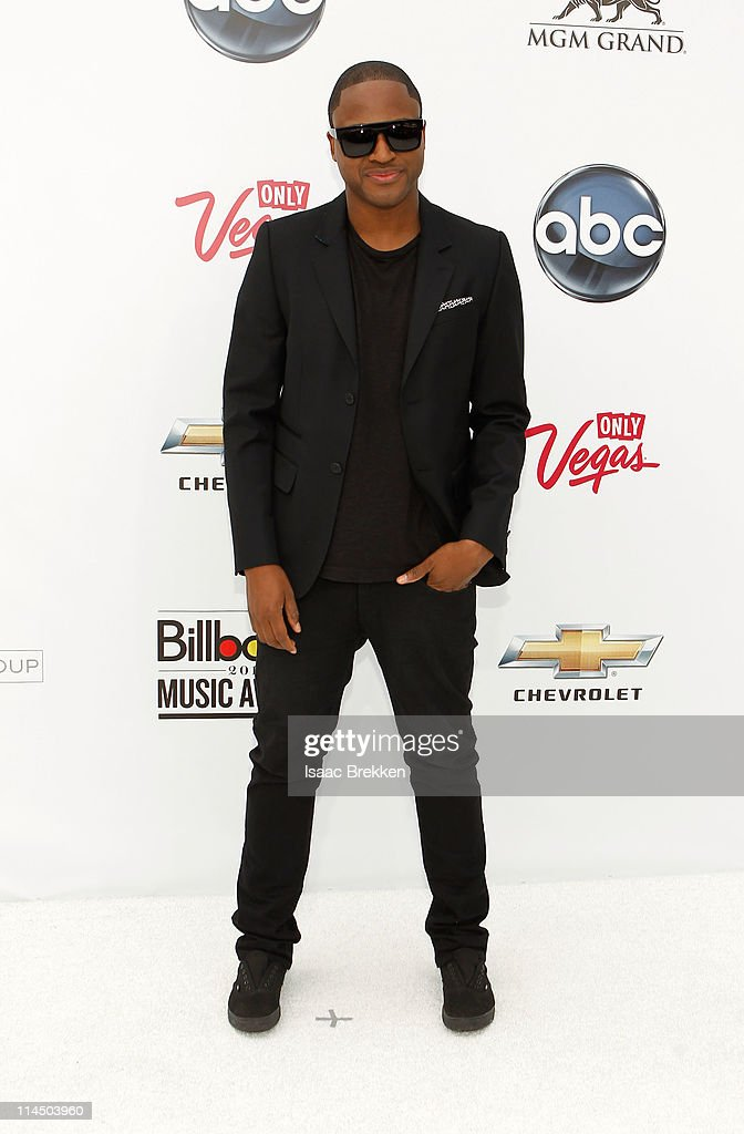 Singer <a gi-track='captionPersonalityLinkClicked' href=/galleries/search?phrase=Taio+Cruz&family=editorial&specificpeople=5017613 ng-click='$event.stopPropagation()'>Taio Cruz</a> arrives at the 2011 Billboard Music Awards at the MGM Grand Garden Arena May 22, 2011 in Las Vegas, Nevada.