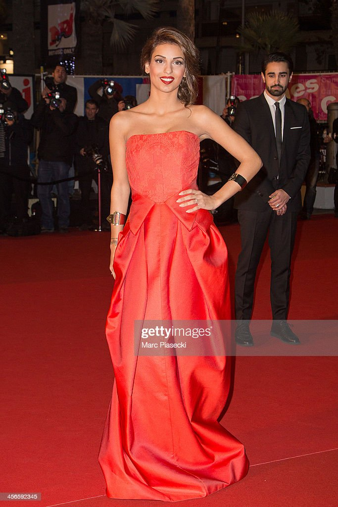 Singer Tal attends the 15th NRJ Music Awards at Palais des Festivals on December 14, 2013 in Cannes, France.
