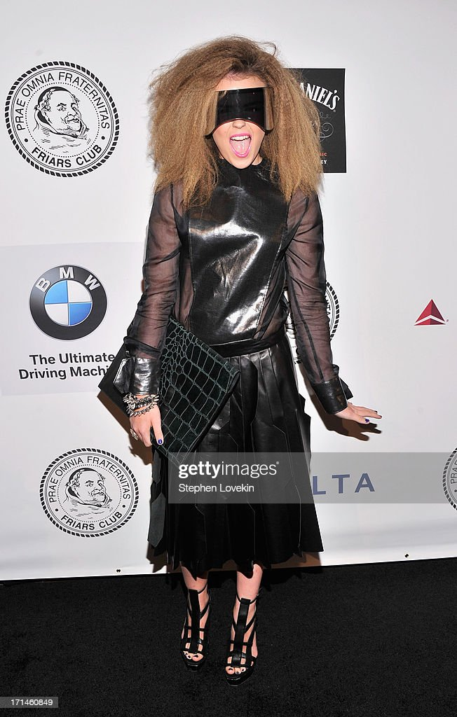 Singer Tallia Storm attends The Friars Foundation Annual Applause Award Gala honoring Don Rickles at The Waldorf=Astoria on June 24, 2013 in New York City.