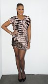 Singer Tamar Braxton attends WE TV's April Daniels 'Rock With Me Brunch' at SLS Hotel on October 24 2014 in Beverly Hills California