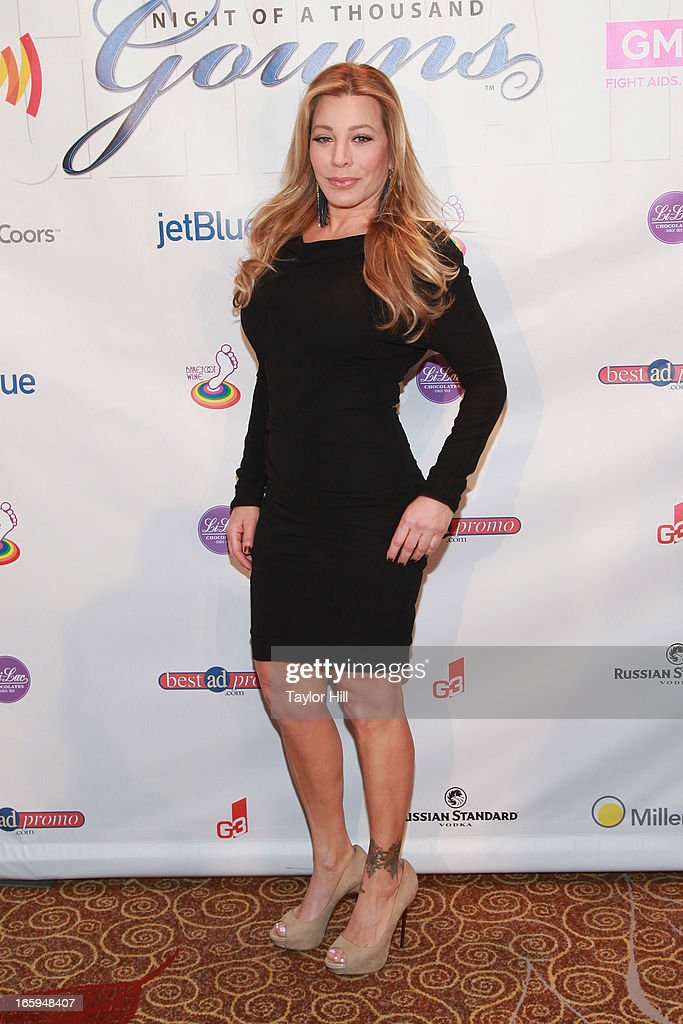 Singer Taylor Dayne attends the 27th Annual Night Of A Thousand Gowns at the Hilton New York on April 6, 2013 in New York City.