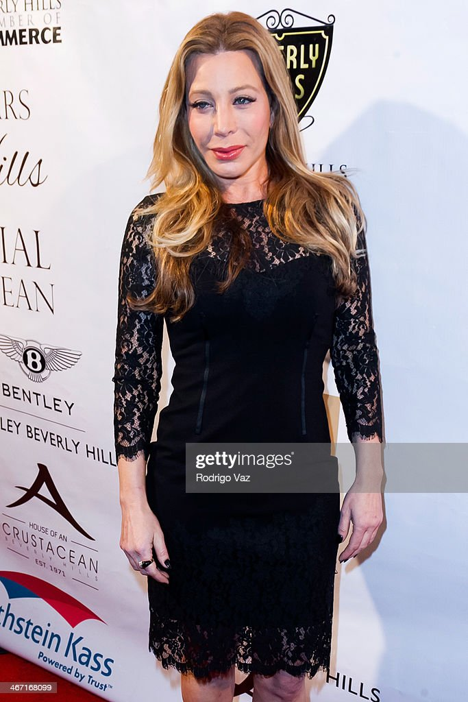 Singer Taylor Dayne attends the Beverly Hills Chamber of Commerce hosting