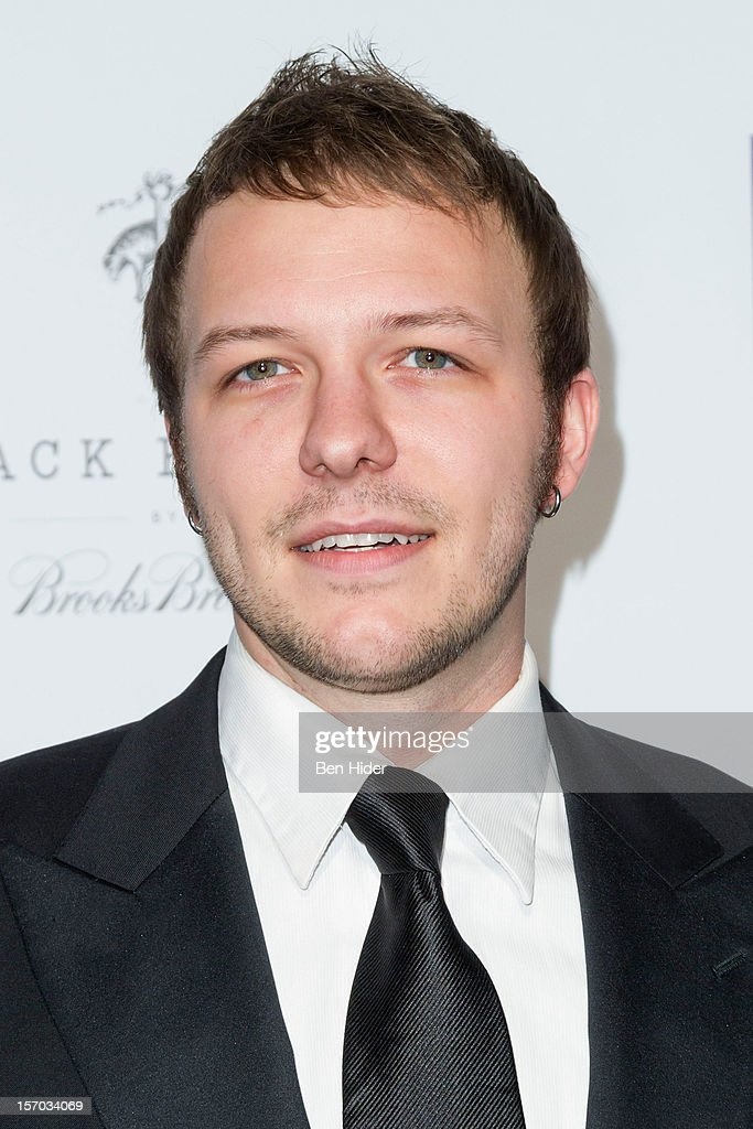 Singer Taylor Stanton attends Martina Arroyo Annual Foundation Gala at 583 Park Avenue on November 27, 2012 in New York City.