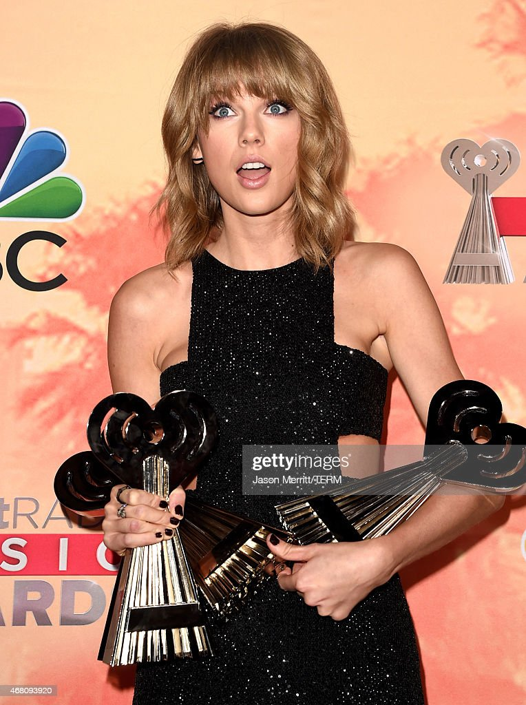 2015 iHeartRadio Music Awards On NBC - Press Room