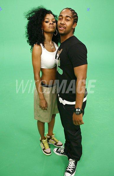 Omarion And Teyana Taylor