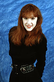 Singer Tiffany poses for a portrait in 1987