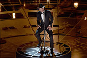 Singer Tim McGraw peforms 'I'm Not Gonna Miss You' from 'Glen Campbell I'll Be Me' onstage during the 87th Annual Academy Awards at Dolby Theatre on...