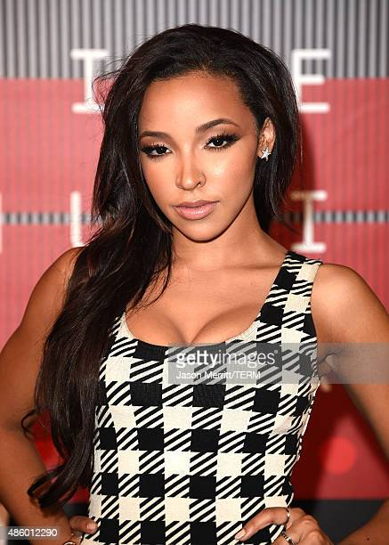 Singer Tinashe attends the 2015 MTV Video Music Awards at Microsoft Theater on August 30 2015 in Los Angeles California