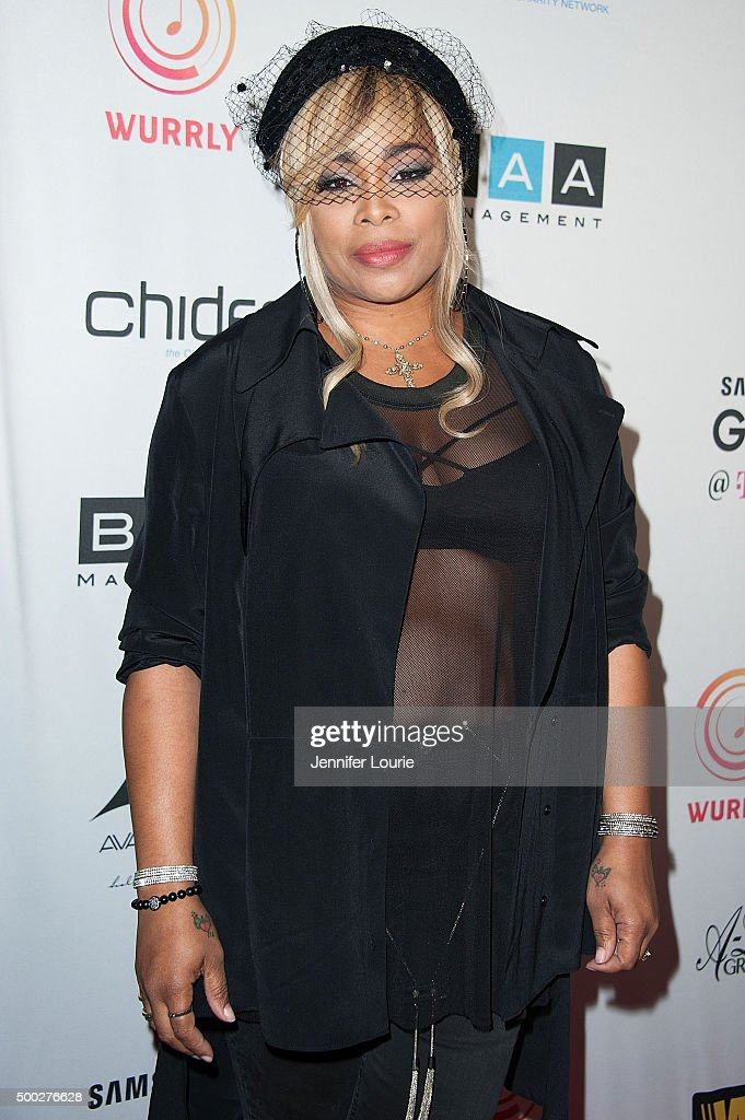 T-Boz Unplugged At The Avalon - Arrivals