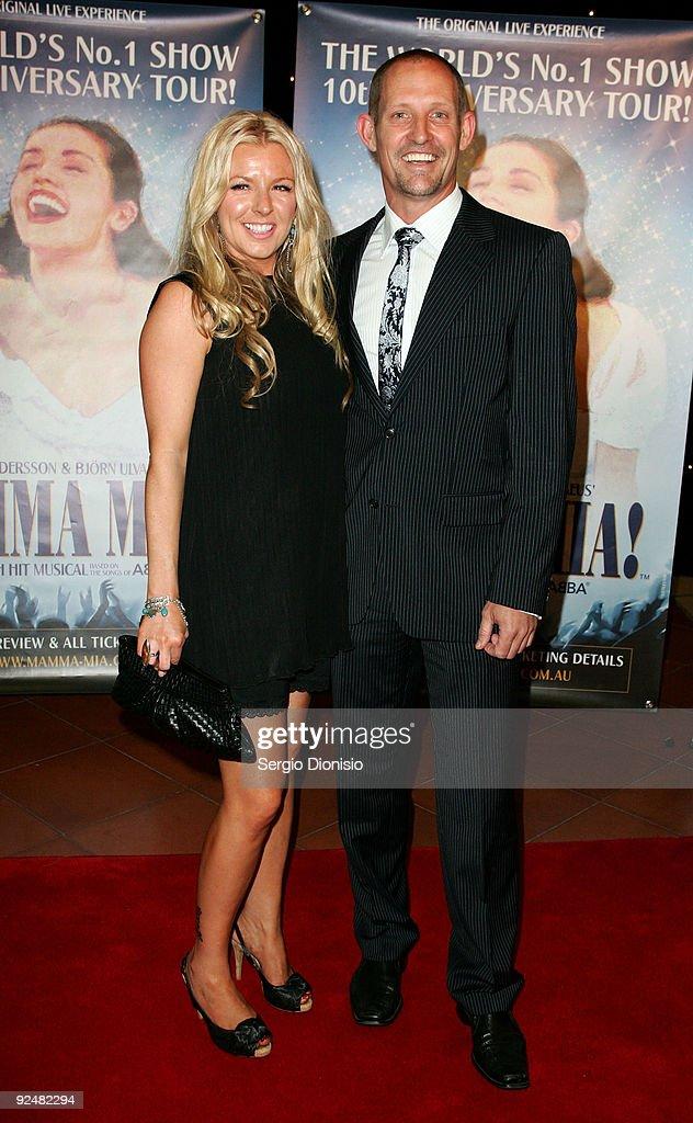 """Mamma Mia!"" Premieres In Sydney"