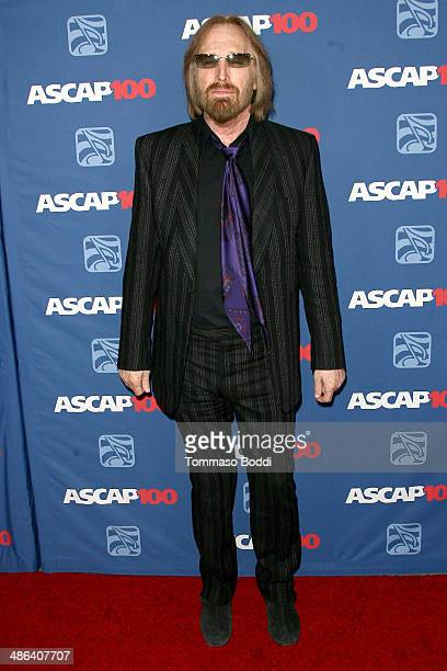 Singer Tom Petty attends the 2014 ASCAP Pop Awards held at the Lowes Hollywood Hotel on April 23 2014 in Hollywood California