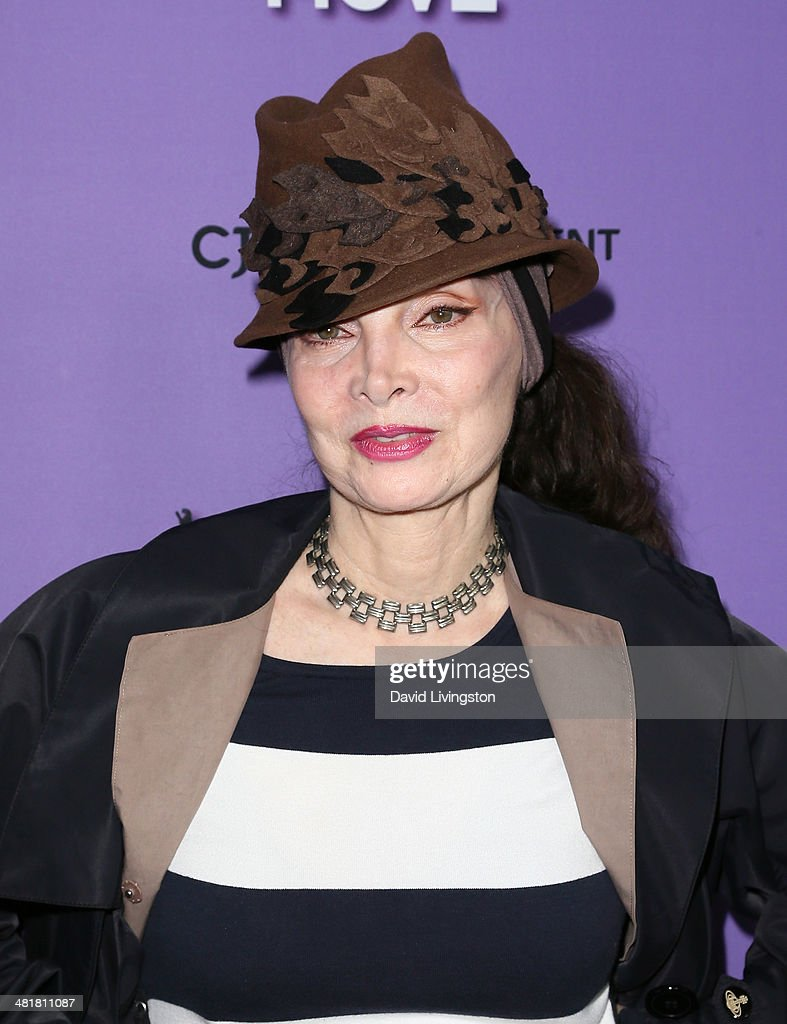 Singer Toni Basil attends a screening of 'Make Your Move' at Pacific Theatre at The Grove on March 31, 2014 in Los Angeles, California.