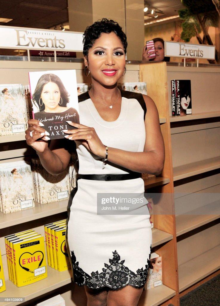 Toni Braxton Unbreak My Heart Book