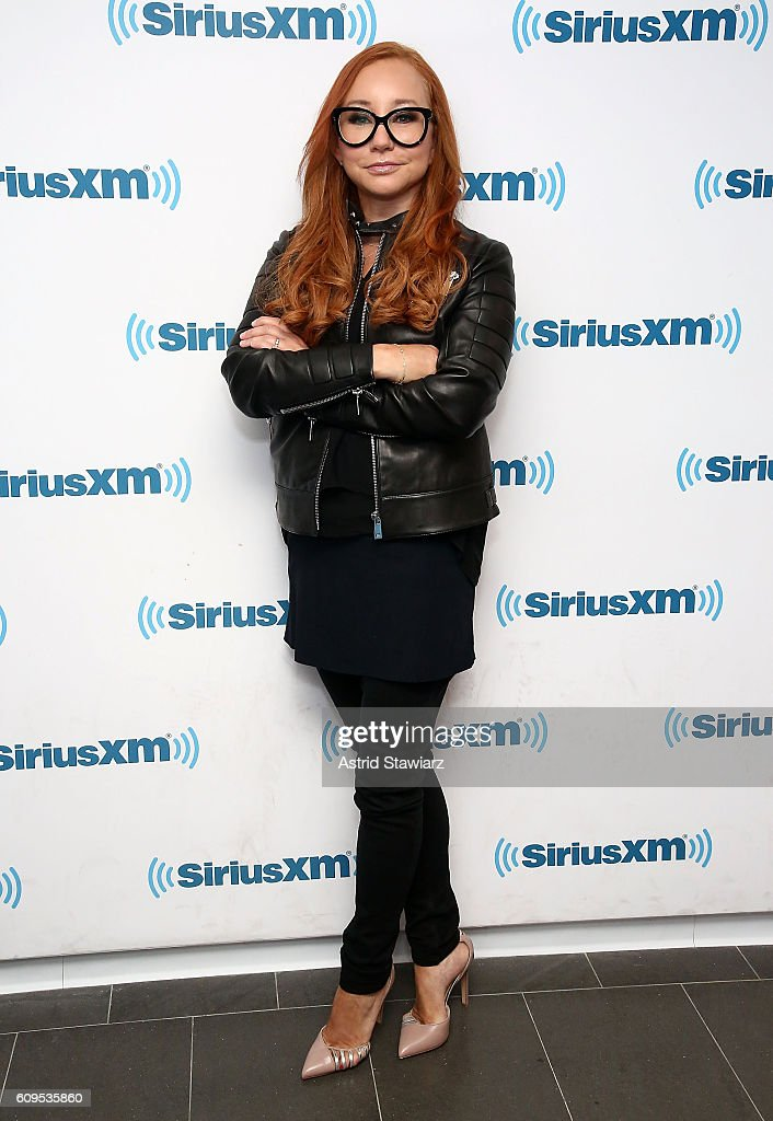 Celebrities Visit SiriusXM - September 21, 2016