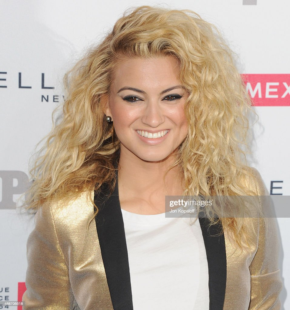 Singer Tori Kelly arrives at People's 'Ones To Watch' Event at Ysabel on September 16, 2015 in West Hollywood, California.