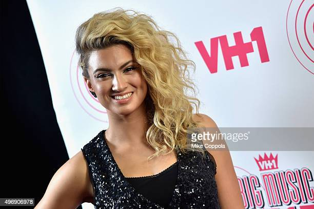 Singer Tori Kelly attends the VH1 Big Music in 2015 You Oughta Know Concert at The Armory Foundation on November 12 2015 in New York City