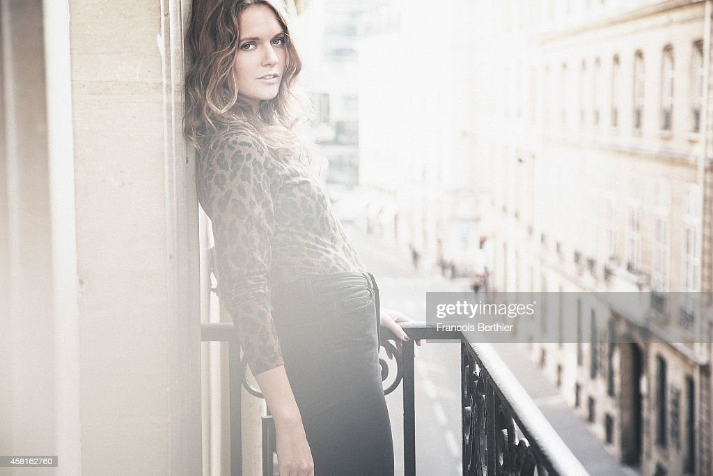 Singer Tove Lo is photographed for Self Assignment on September 3, 2014 in Paris, France.