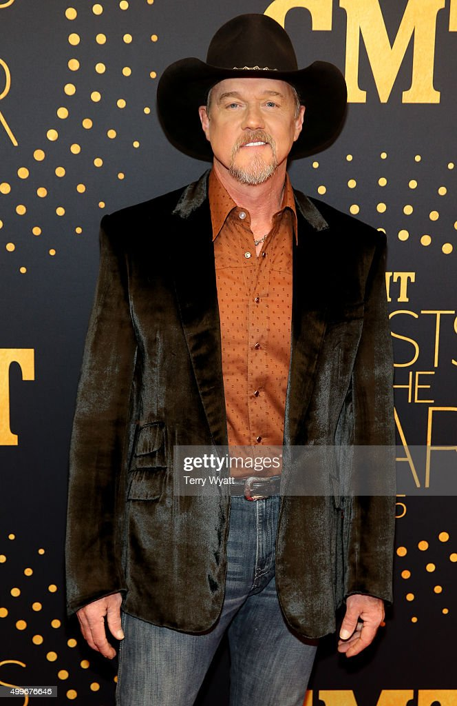 Singer Trace Adkins attends the 2015 'CMT Artists of the Year' at Schermerhorn Symphony Center on December 2, 2015 in Nashville, Tennessee.