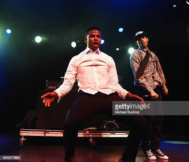 Trevor Jackson Performer Stock Photos And Pictures