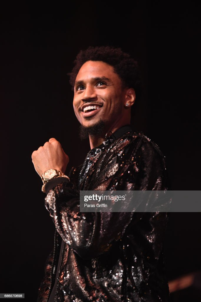Trey Songz In Concert - Atlanta, GA