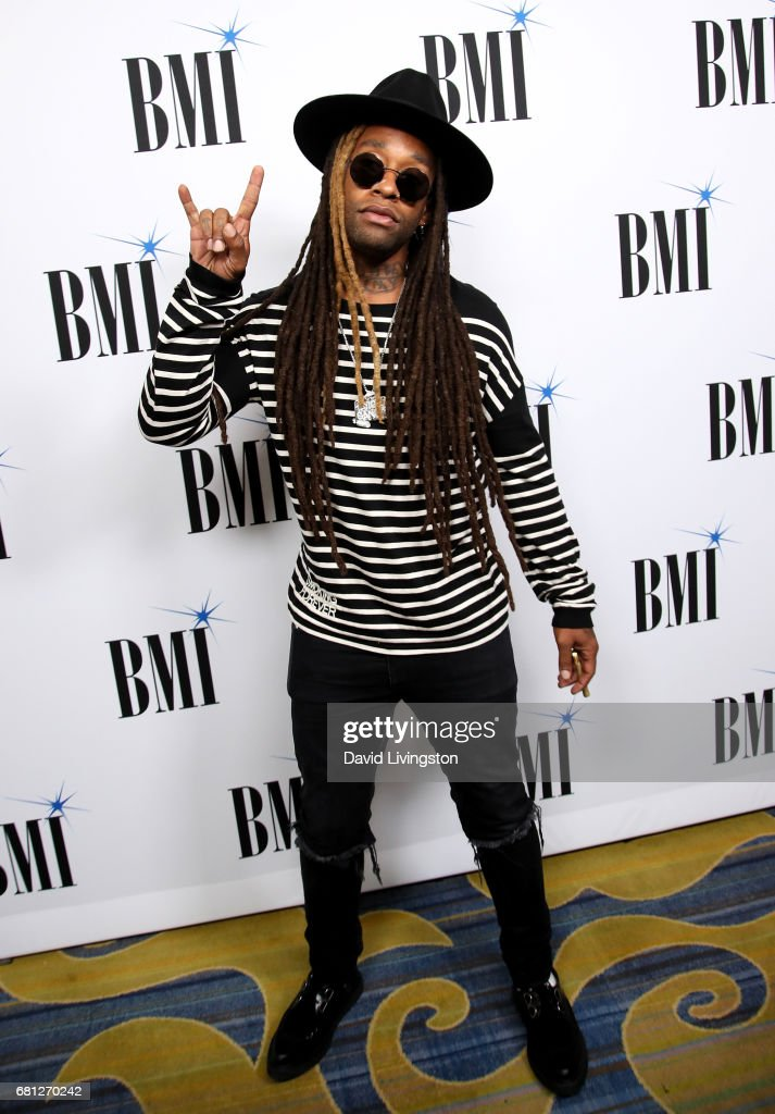Singer Ty Dolla Sign attends the 65th Annual BMI Pop Awards at the Beverly Wilshire Four Seasons Hotel on May 9, 2017 in Beverly Hills, California.
