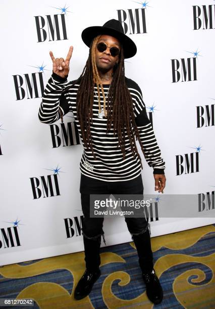 Singer Ty Dolla Sign attends the 65th Annual BMI Pop Awards at the Beverly Wilshire Four Seasons Hotel on May 9 2017 in Beverly Hills California