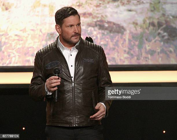 Singer Ty Herndon performs onstage during The Trevor Project's 2016 TrevorLIVE LA at The Beverly Hilton Hotel on December 4 2016 in Beverly Hills...
