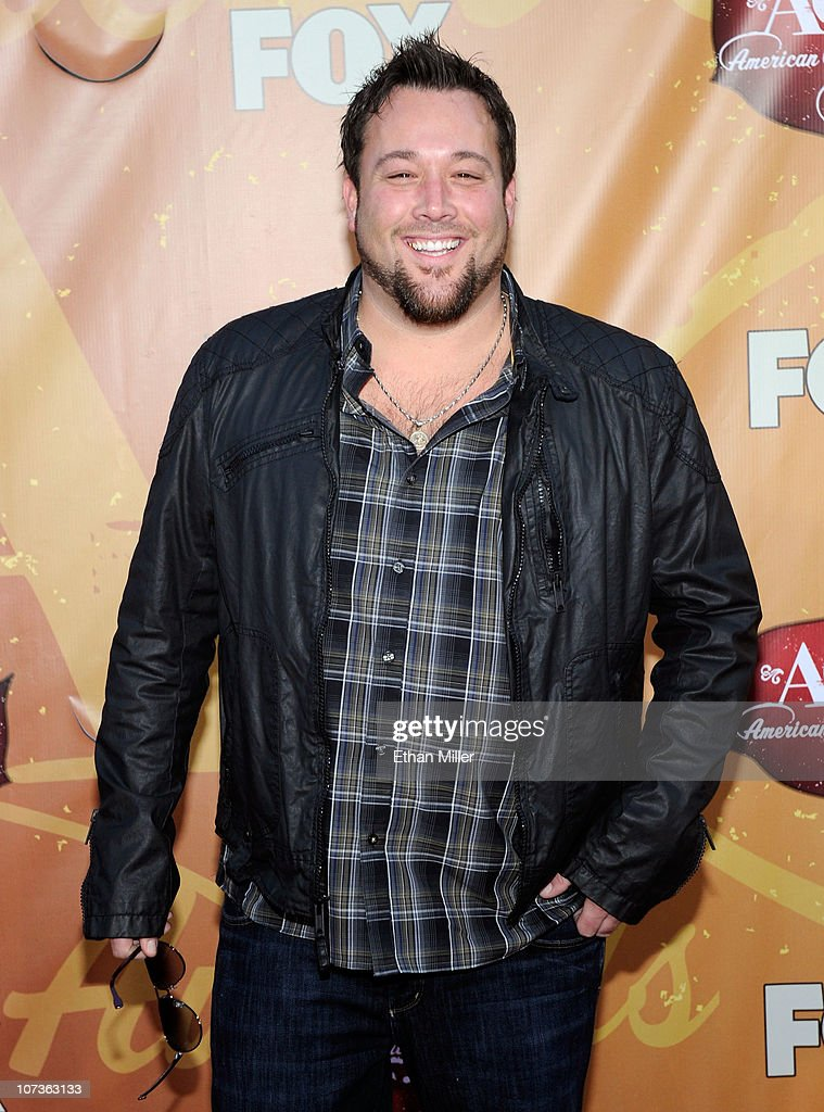 Singer Uncle Kracker arrives at the American Country Awards 2010 held at the MGM Grand Garden Arena on December 6 2010 in Las Vegas Nevada