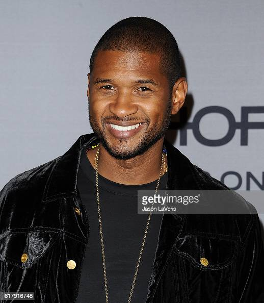 Singer Usher attends the 2nd annual InStyle Awards at Getty Center on October 24 2016 in Los Angeles California