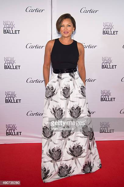 Singer Vanessa Williams attends the 2015 New York City Ballet Fall Gala at the David H Koch Theater at Lincoln Center on September 30 2015 in New...