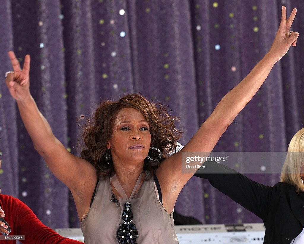 Whitney Houston In Concert Photos and Images | Getty Images