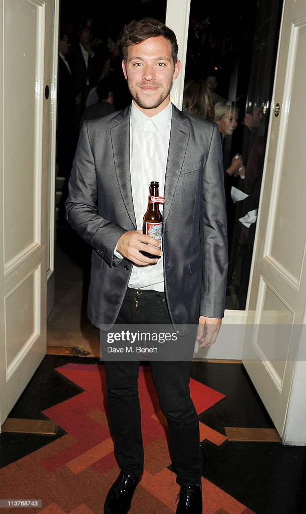 Singer <a gi-track='captionPersonalityLinkClicked' href=/galleries/search?phrase=Will+Young+-+Singer&family=editorial&specificpeople=15302077 ng-click='$event.stopPropagation()'>Will Young</a> attends the launch of Esquire Magazine's June issue hosted by the magazine's new editor Alex Bilmes and singer Lily Allen on May 5, 2011 in London, England.