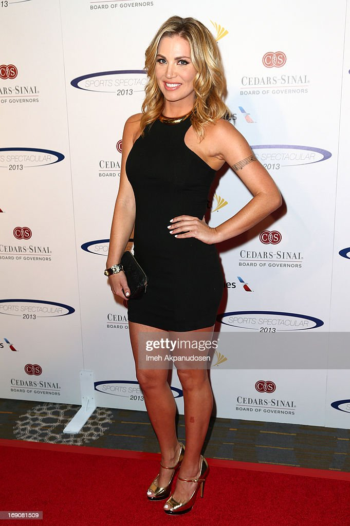 Singer Willa Ford attends the 28th Anniversary Sports Spectacular Gala at the Hyatt Regency Century Plaza on May 19, 2013 in Century City, California.
