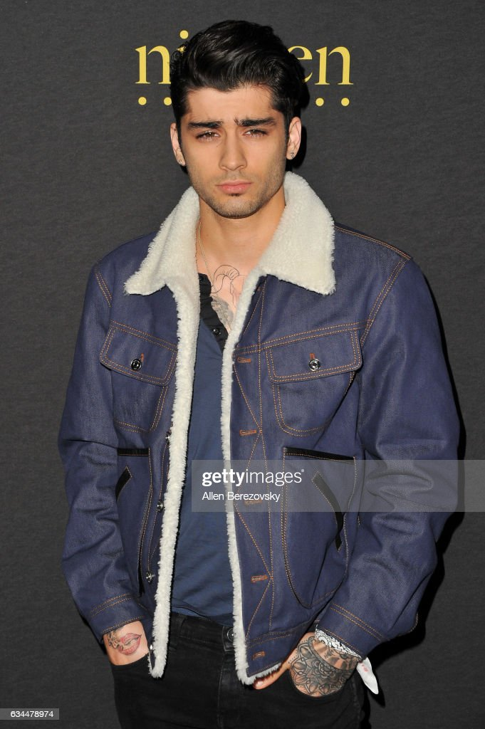 Singer Zayn Malik attends 2017 Billboard Power 100 at Cecconi's on February 9, 2017 in West Hollywood, California.