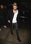 Singer Zayn Malik is seen walking in Soho on January 5 2016 in New York City