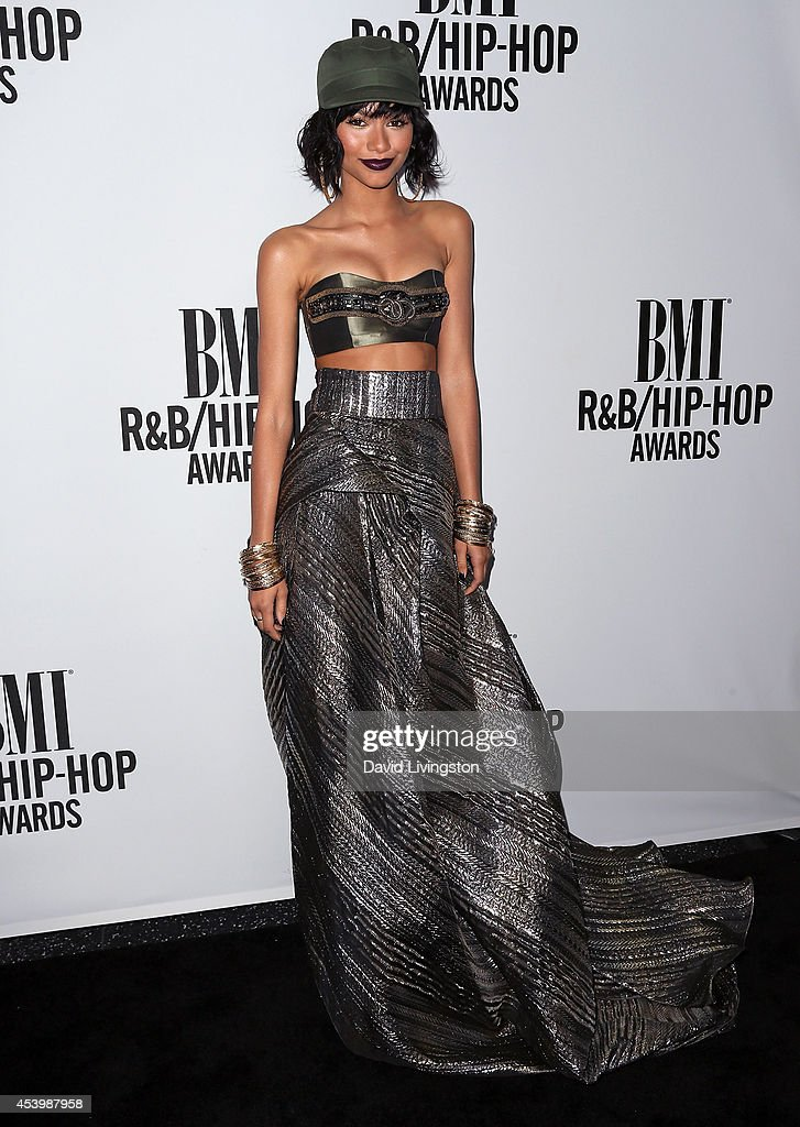 Singer Zendaya attends the 2014 BMI R&B/Hip-Hop Awards at the Pantages Theatre on August 22, 2014 in Hollywood, California.