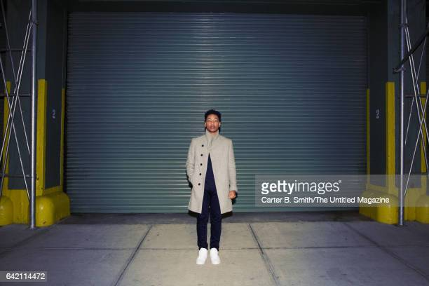 Singer/actor Jacob Latimore is photographed for The Untitled Magazine on December 5 2016 in New York City PUBLISHED IMAGE CREDIT MUST READ Carter B...