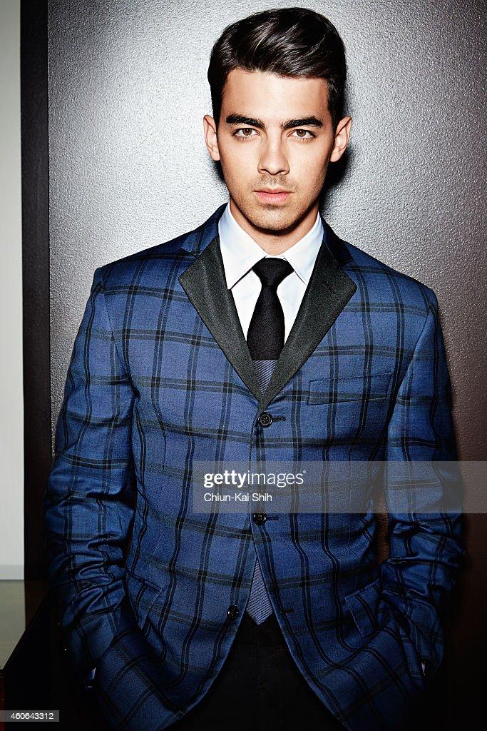 Joe Jonas, GQ Taiwan, September 2014